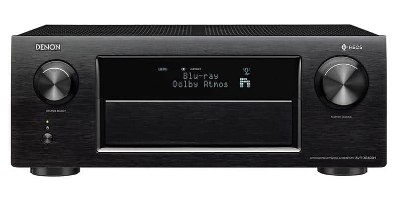 Denon AVR-X6400H Noir