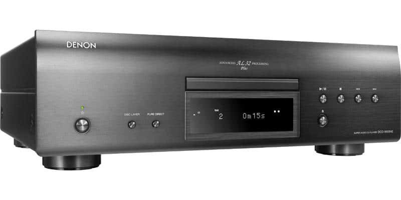 Denon DCD-1600NE Noir
