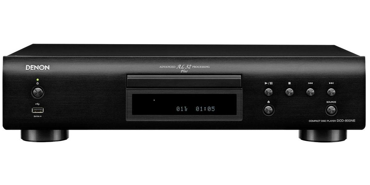 Denon DCD-800 Noir