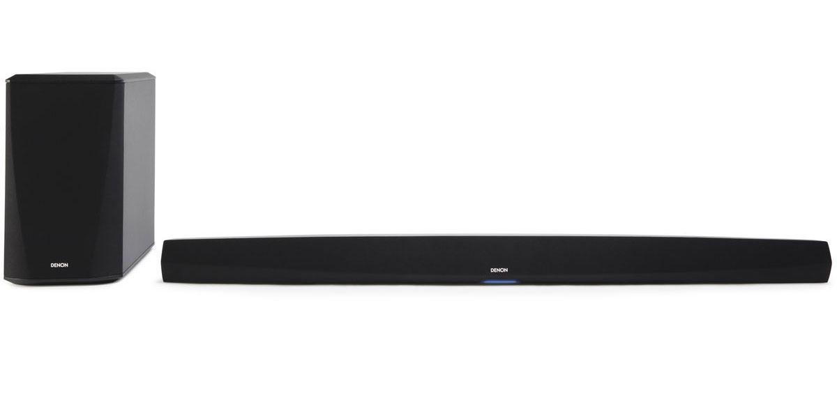 Denon DHT-S516H Noir
