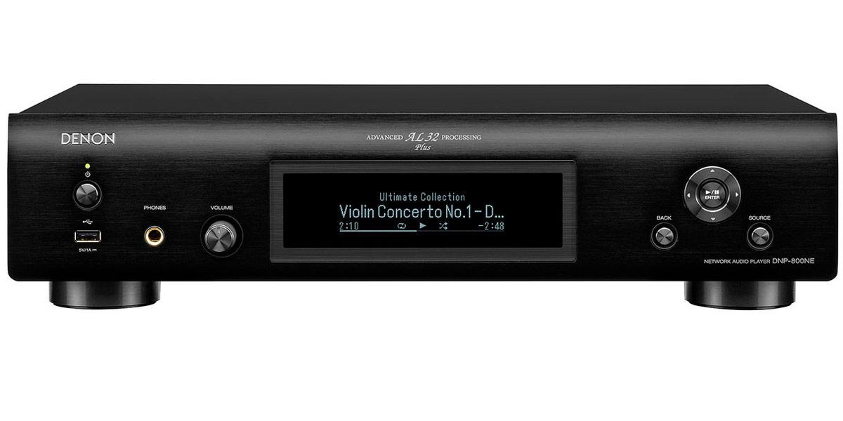 Denon DNP-800 Noir
