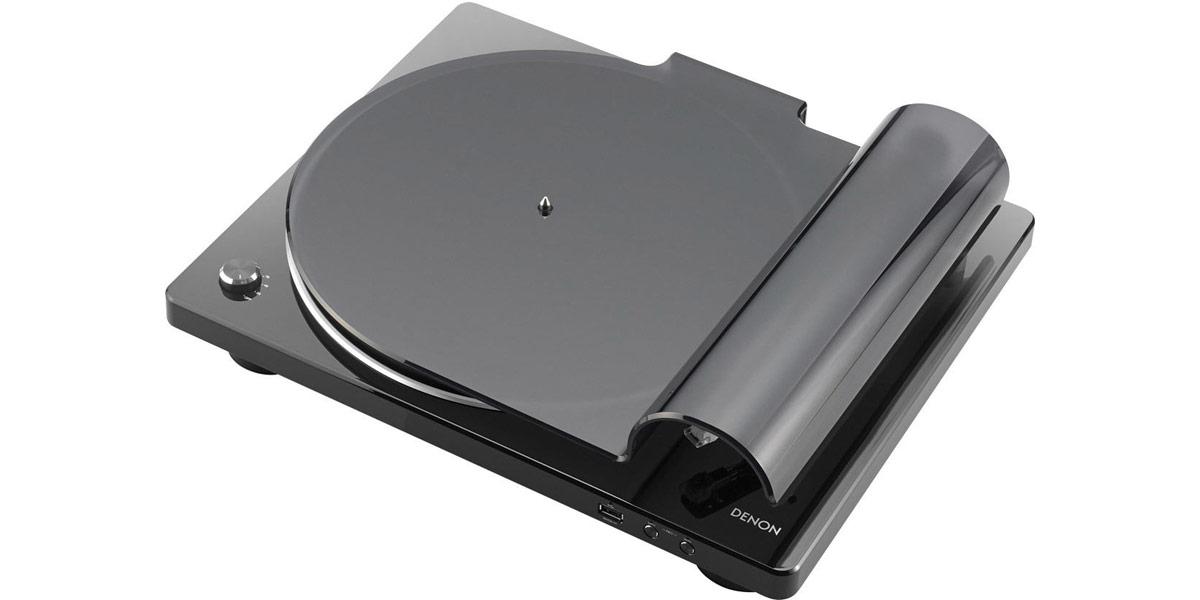 Denon DP-450 USB Noir