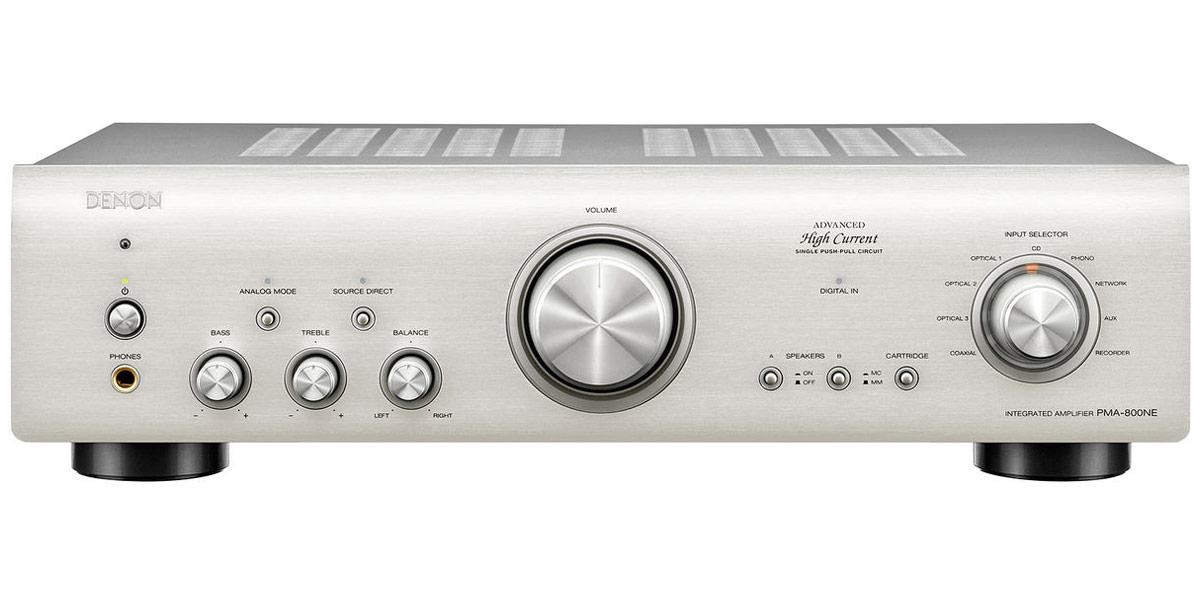 Denon PMA-800 Silver