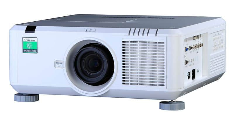 Digital Projection E-Vision 7500 Blanc