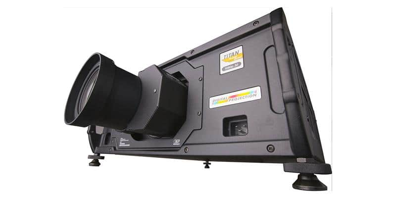 Digital Projection Titan Super Quad