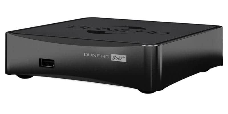 Dune HD Solo Lite