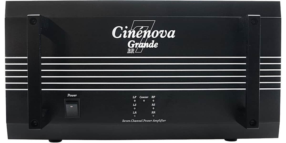 Earthquake Cinenova Grande Noir