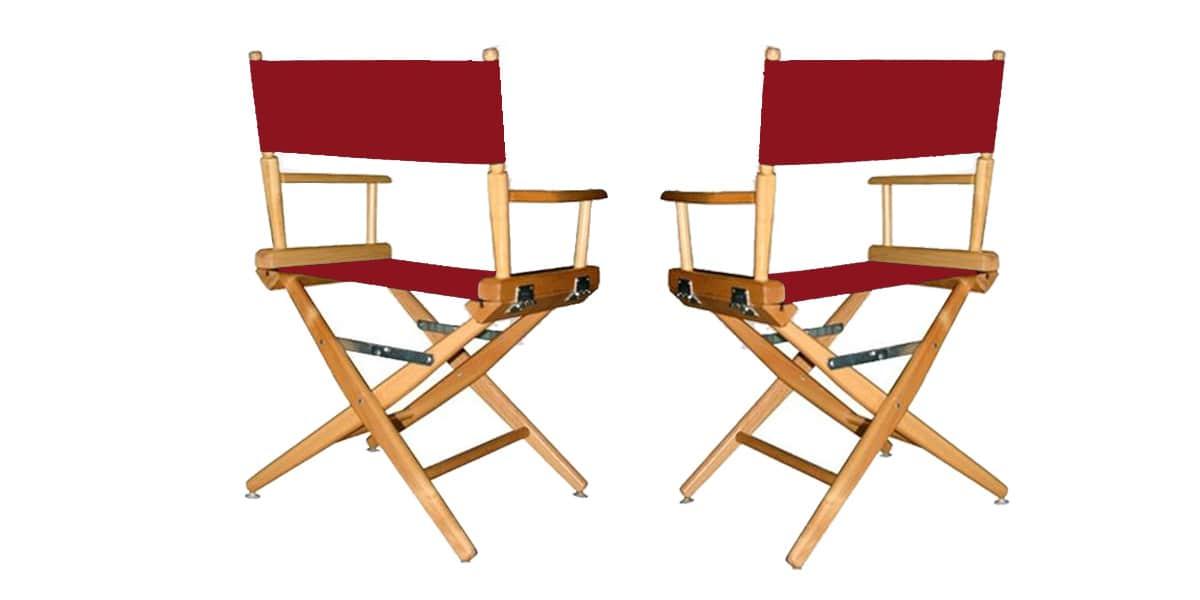 Easylounge fauteuil r alisateur d coration cin ma sur easylounge - Fauteuil rouge cinema ...