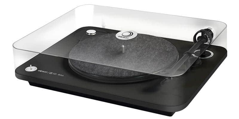 Elipson Alpha 100 RIAA Noir mat