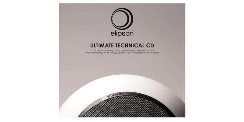 Elipson Ultimate Technical CD
