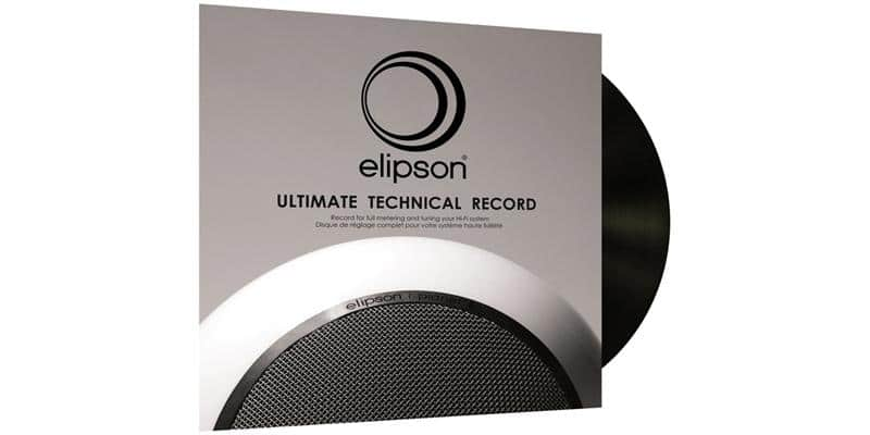 Elipson Ultimate Technical Record
