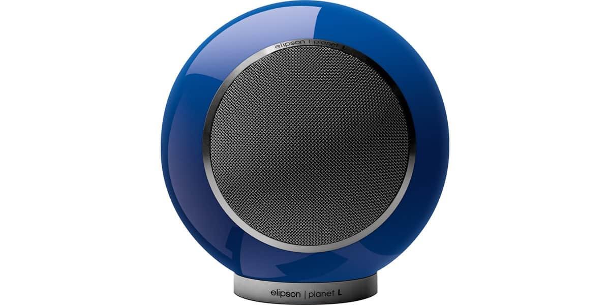 elipson planet l bleu enceintes compactes sur easylounge. Black Bedroom Furniture Sets. Home Design Ideas