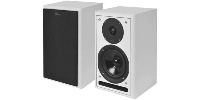 Eltax Monitor III BT Phono Blanc