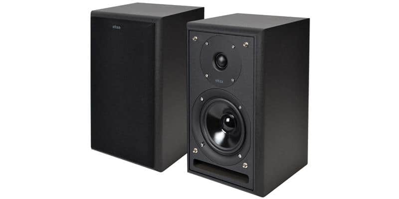 Eltax Monitor III BT Phono Noir