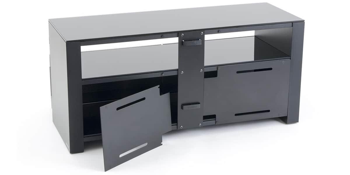 Meuble Tv Ice Design Avec Etageres Erard ~ Idées de Décoration et de Mobilier -> Meuble Tv Ice Design Avec Etageres Erard