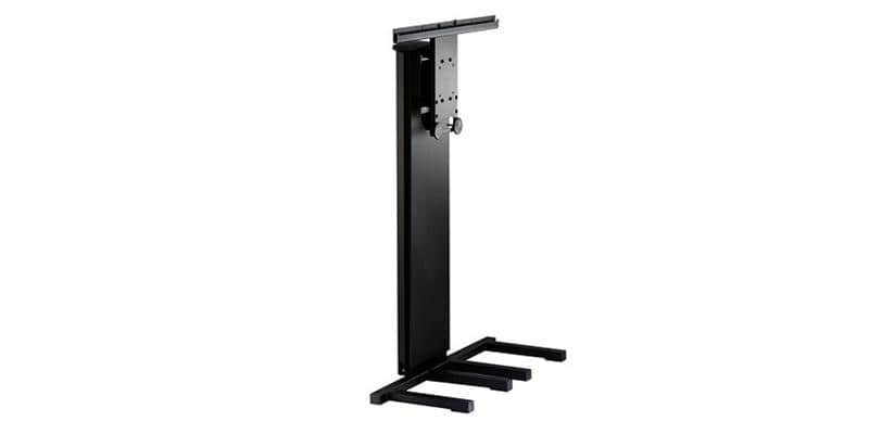 erard colonne multipurpose supports tv sur pied sur. Black Bedroom Furniture Sets. Home Design Ideas