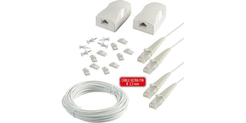 Erard Kit de déport Ethernet (20 m)