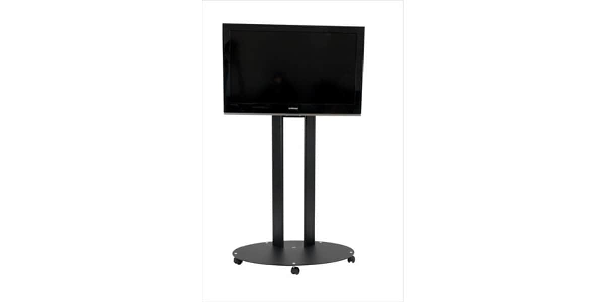 erard pro plasmatech 401822 supports tv roulettes sur easylounge. Black Bedroom Furniture Sets. Home Design Ideas
