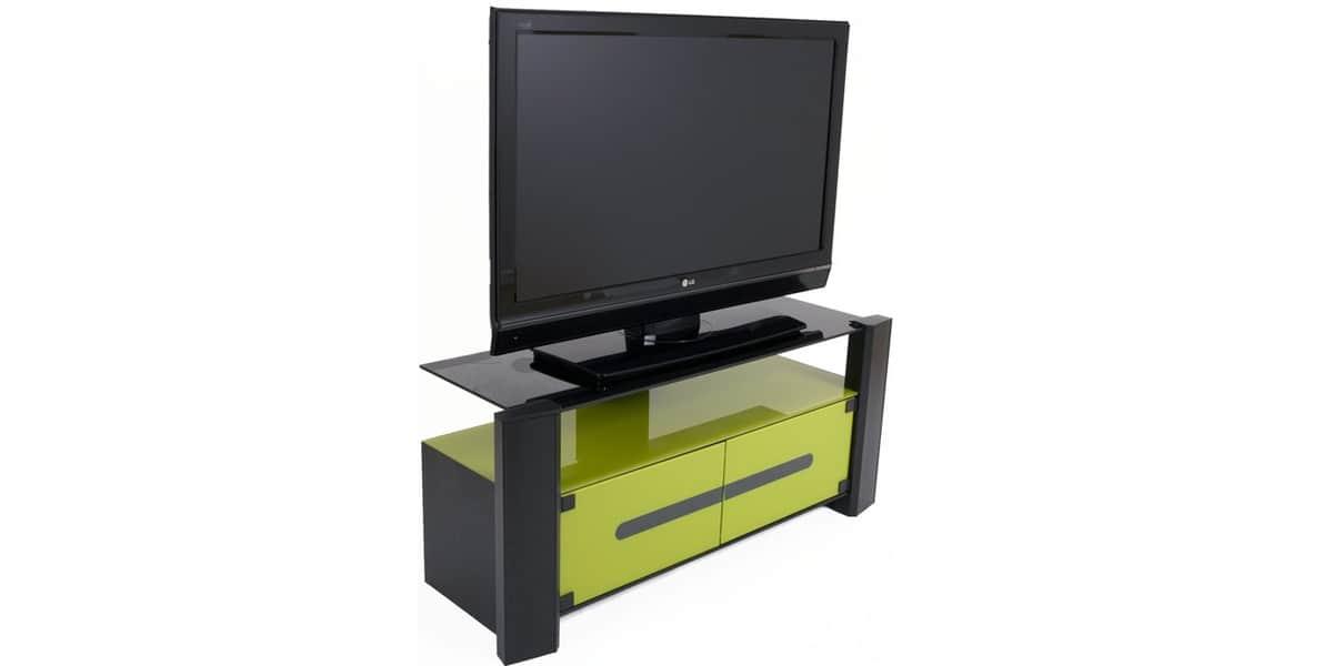Erard archi 036241 vert meubles tv erard sur easylounge - Meuble tv infrarouge ...
