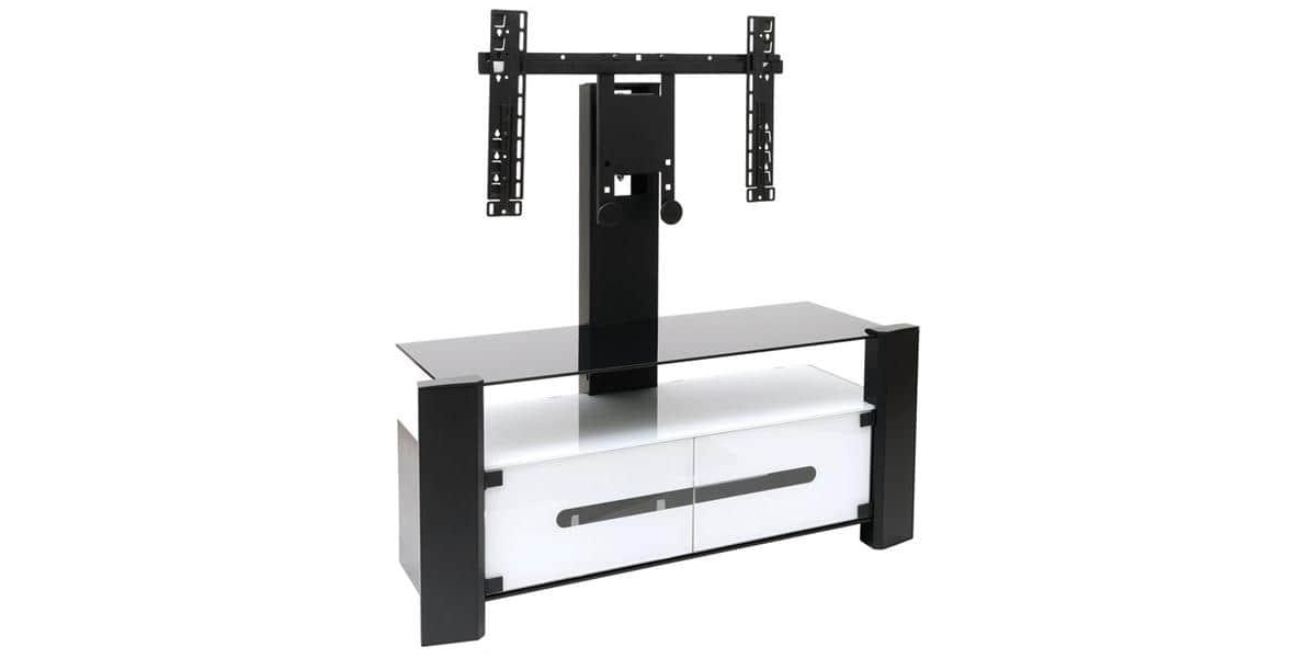Erard archi 036344 meubles tv erard sur easylounge - Meuble tv avec support orientable ...