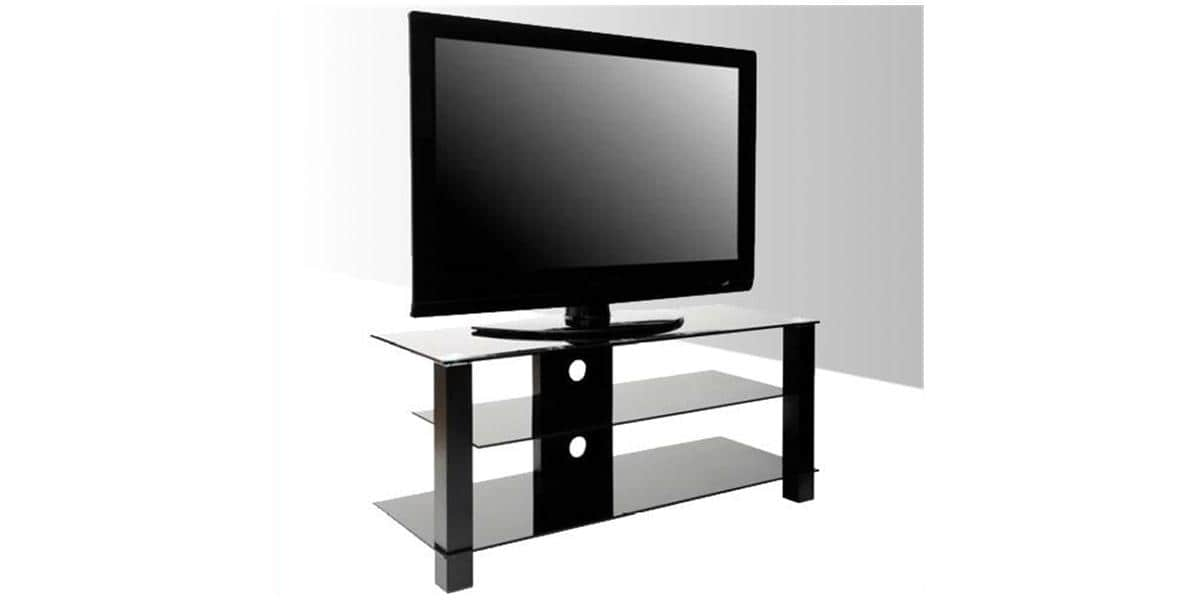 erard cub 1100 noir meubles tv erard sur easylounge. Black Bedroom Furniture Sets. Home Design Ideas