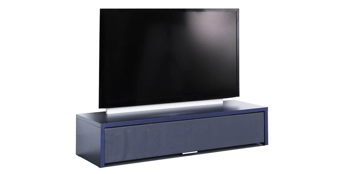 erard george 2502 bleu meubles tv erard sur easylounge. Black Bedroom Furniture Sets. Home Design Ideas