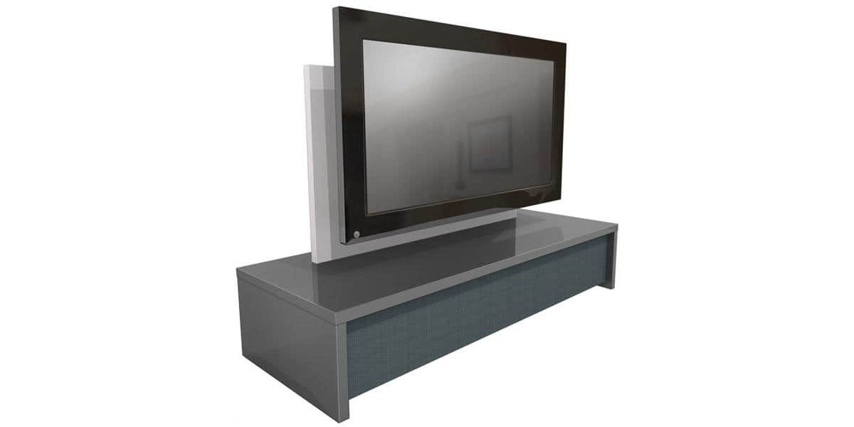 erard george 2504 gris meubles tv erard sur easylounge. Black Bedroom Furniture Sets. Home Design Ideas