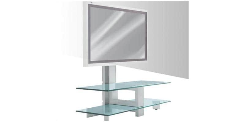 Erard kubik 2463 meubles tv erard sur easylounge - Meuble tv avec support orientable ...