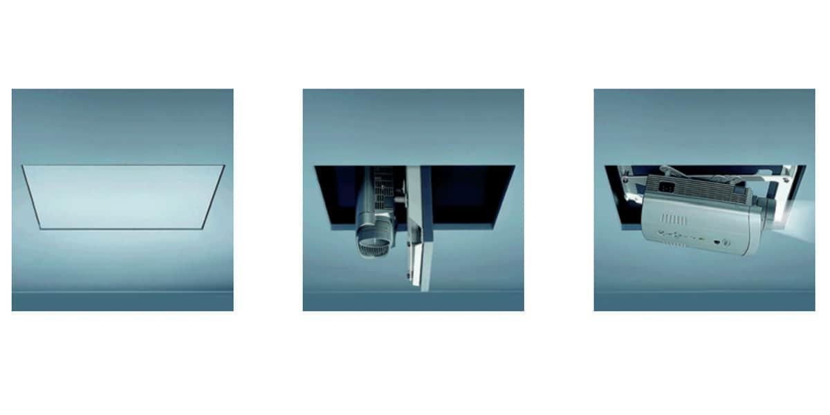 Erard pro orbiter 717272 supports vid oprojecteurs sur - Support motorise videoprojecteur plafond ...