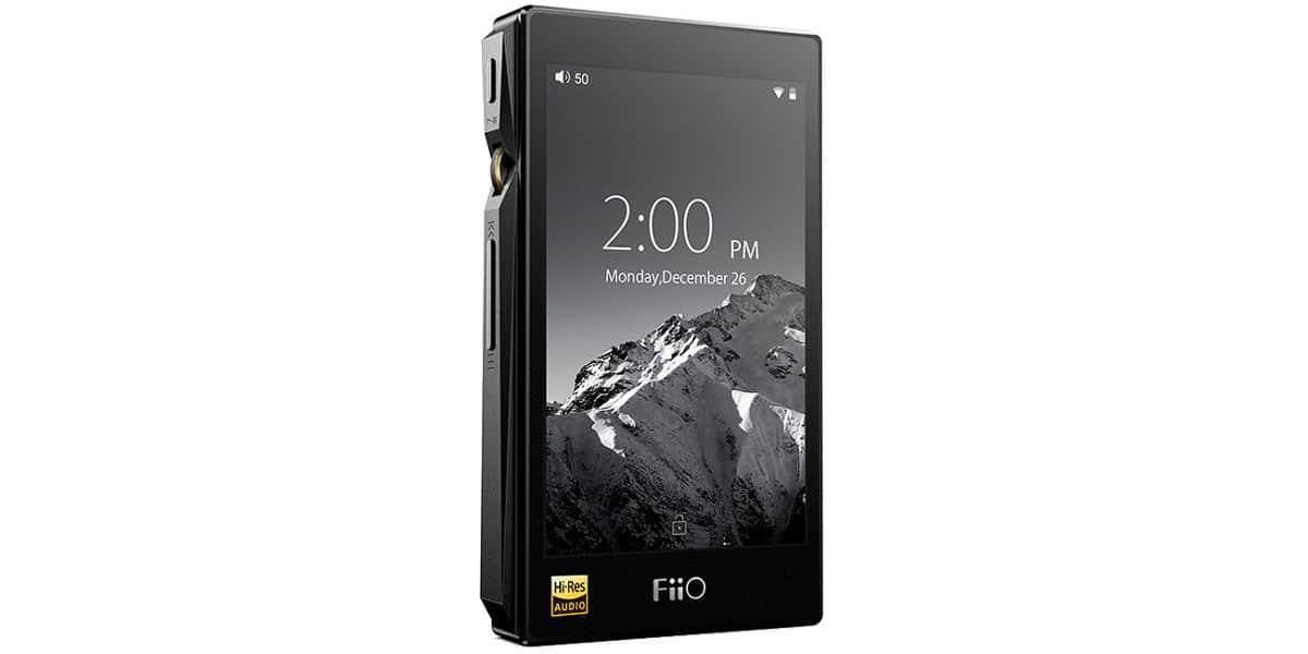 FiiO X5 III Noir