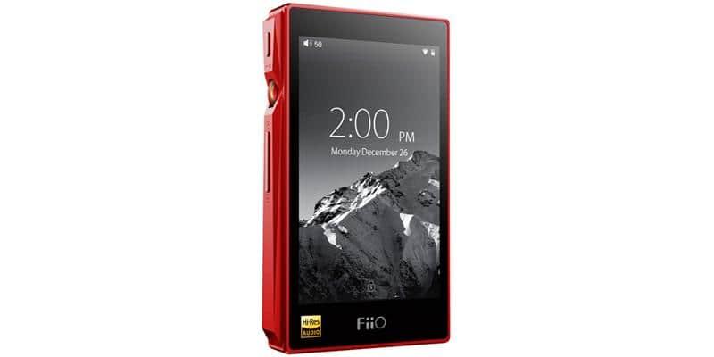FiiO X5 III Rouge