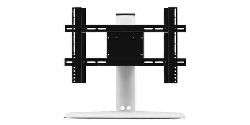 Flexson Plateau TV pour Playbase Blanc