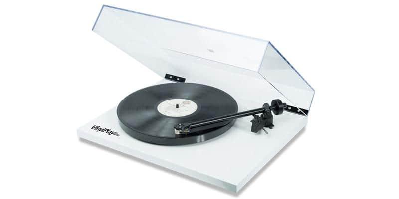 Flexson VinylPlay Blanc