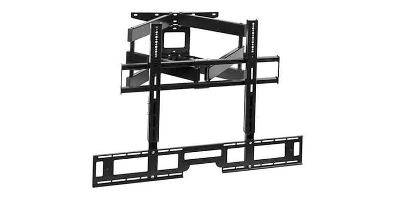 Flexson Wall Mount Playbar et TV