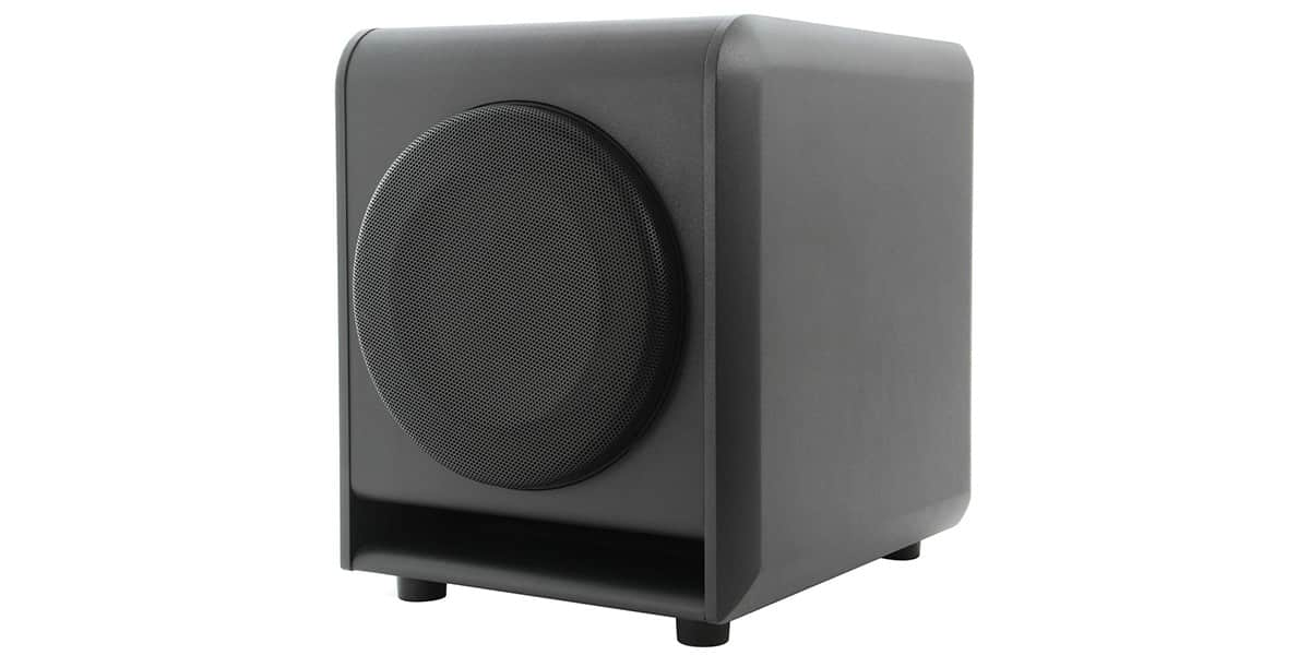 focal cms sub caissons de basse sur easylounge. Black Bedroom Furniture Sets. Home Design Ideas