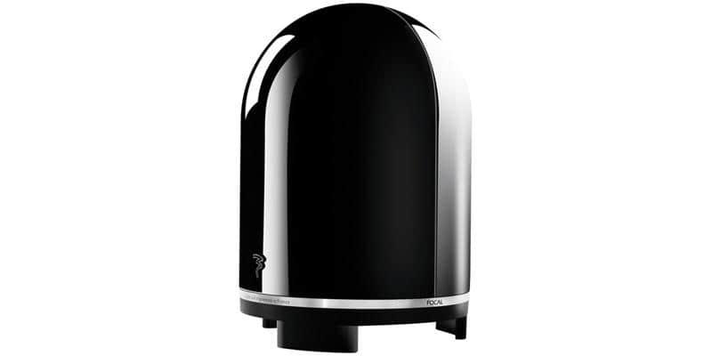 Focal Dôme Sub Noir