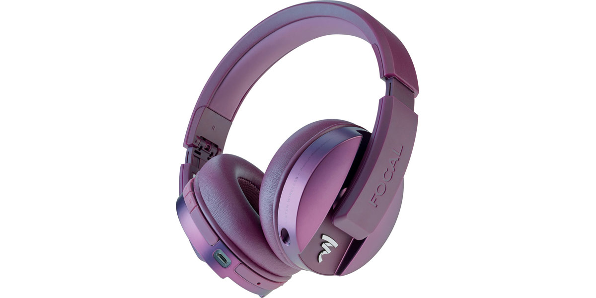 Focal Listen Chic Wireless Violet