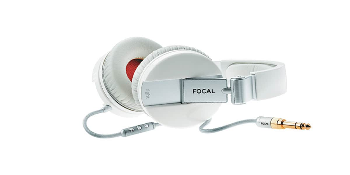 focal spirit one blanc casques audio nomades sur easylounge. Black Bedroom Furniture Sets. Home Design Ideas