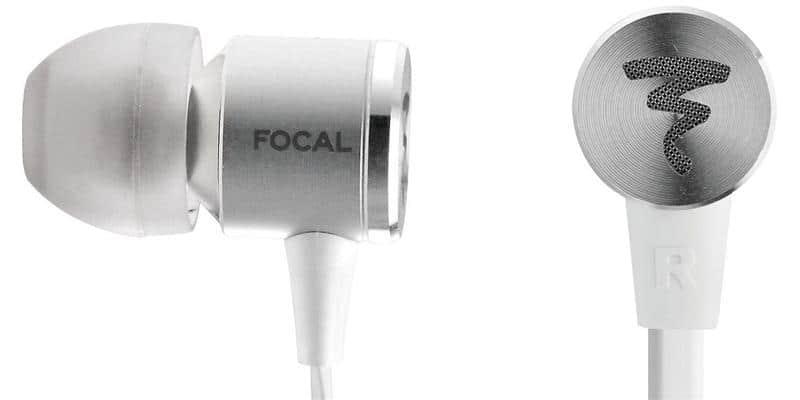 Focal Spark Silver et Blanc