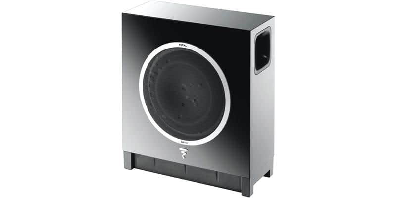 Focal Sub Air Noir