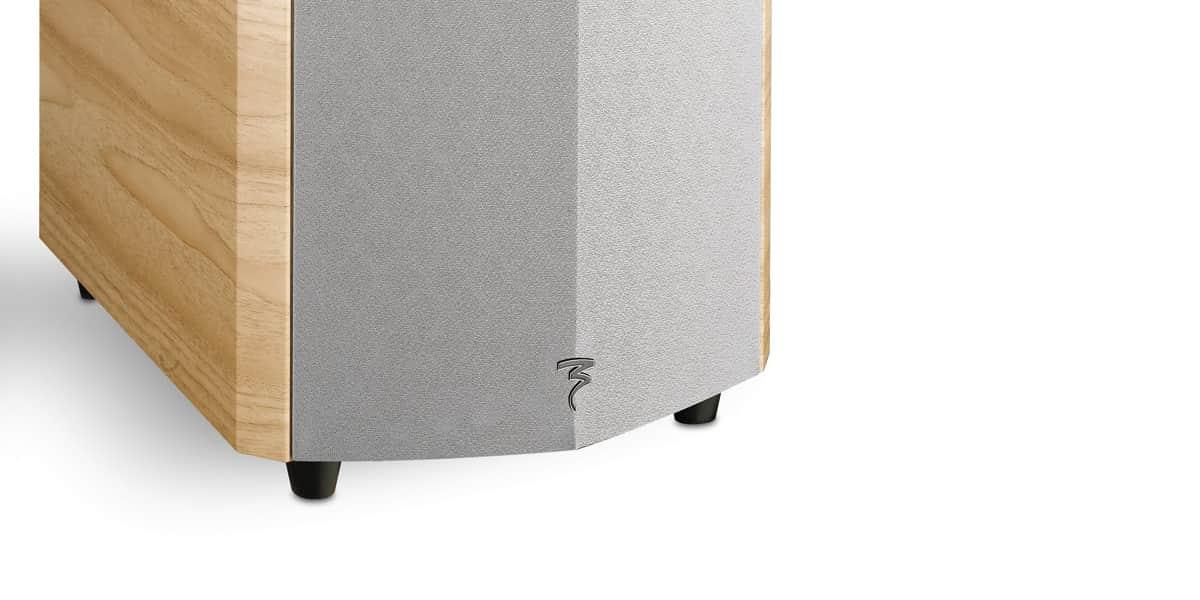 focal chorus sw700v noyer caissons de basse sur easylounge. Black Bedroom Furniture Sets. Home Design Ideas