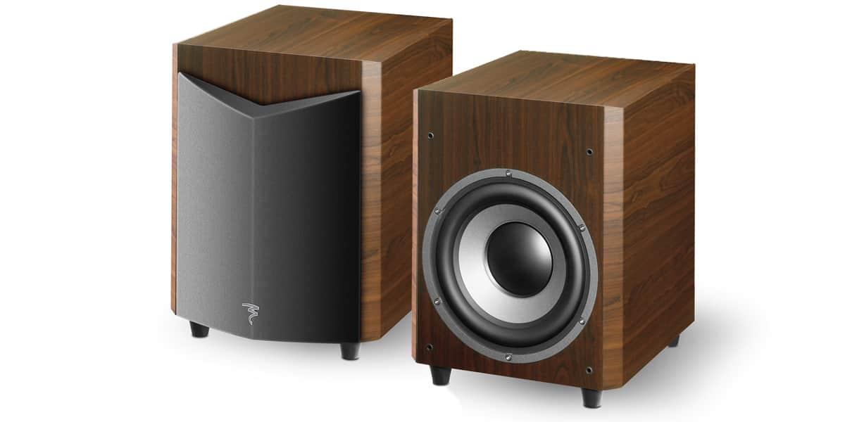 focal chorus sw700v weng caissons de basse sur easylounge. Black Bedroom Furniture Sets. Home Design Ideas