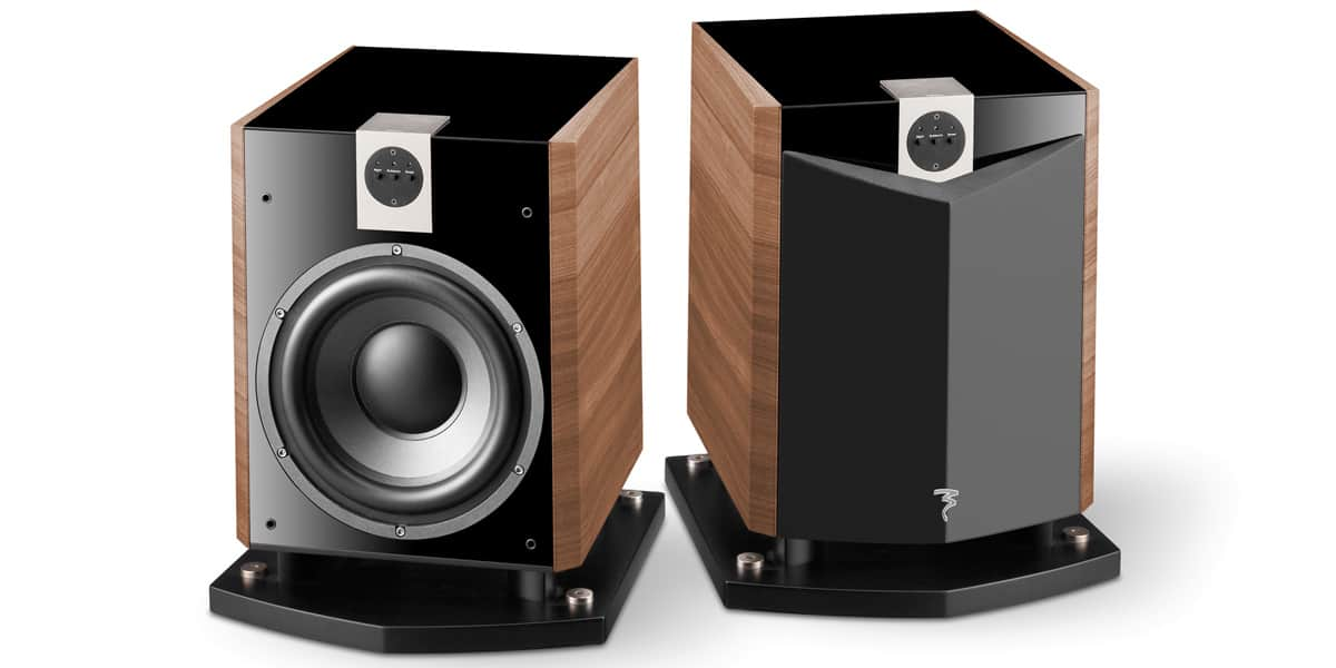 focal chorus sw800v bois caissons de basse sur easylounge. Black Bedroom Furniture Sets. Home Design Ideas
