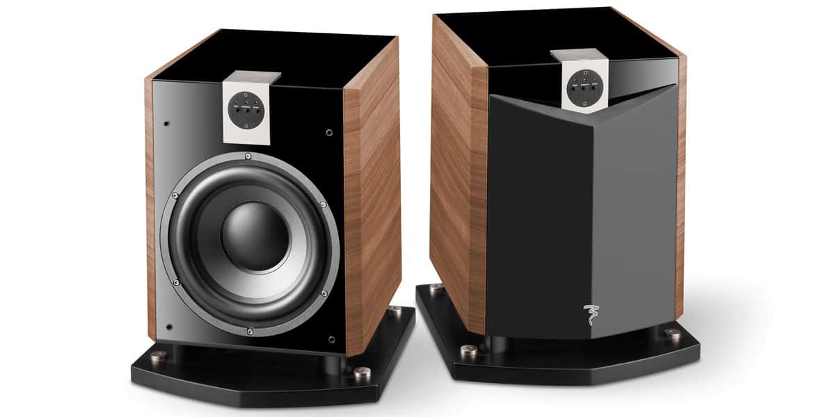 focal chorus sw800v bois caissons de basse sur easylounge. Black Bedroom Furniture Sets. Home Design Ideas