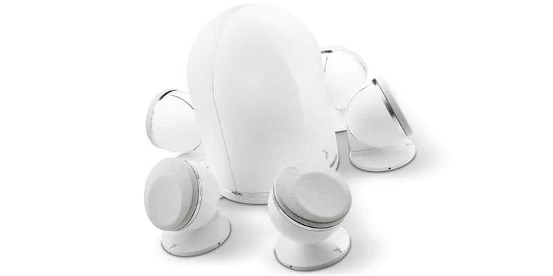 Focal Pack Dôme 5.1 Blanc