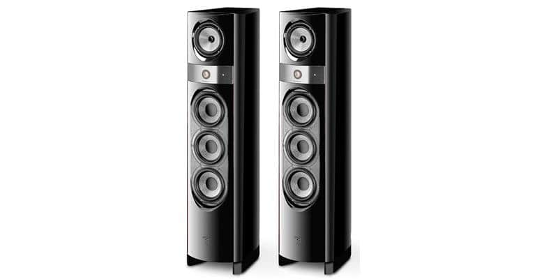 Focal Electra 1038 Black