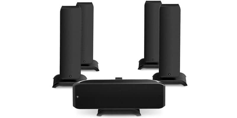 Focal Pack 5.0 Sib XL Noir
