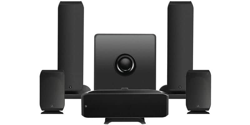Focal Pack 5.1 Sib XL Noir
