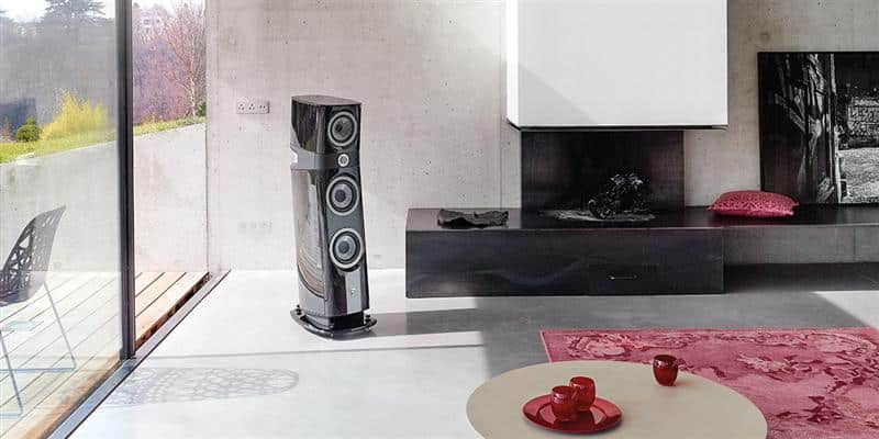 Focal Sopra 2 Black Lacquer