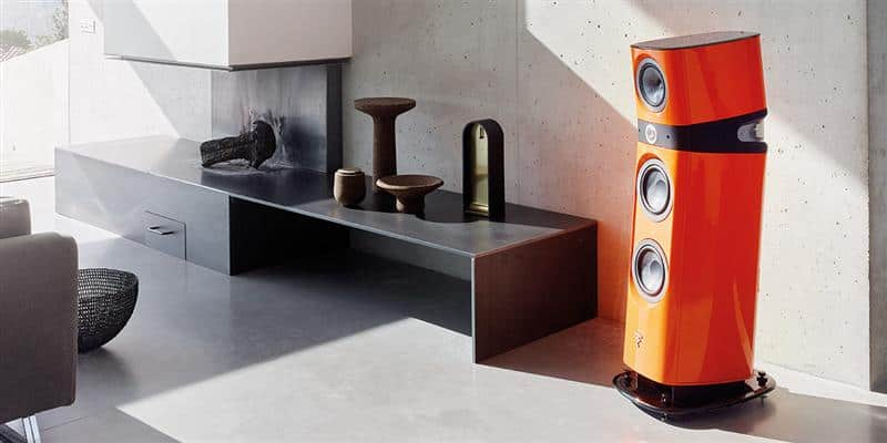 Focal Sopra 2 Electric Orange